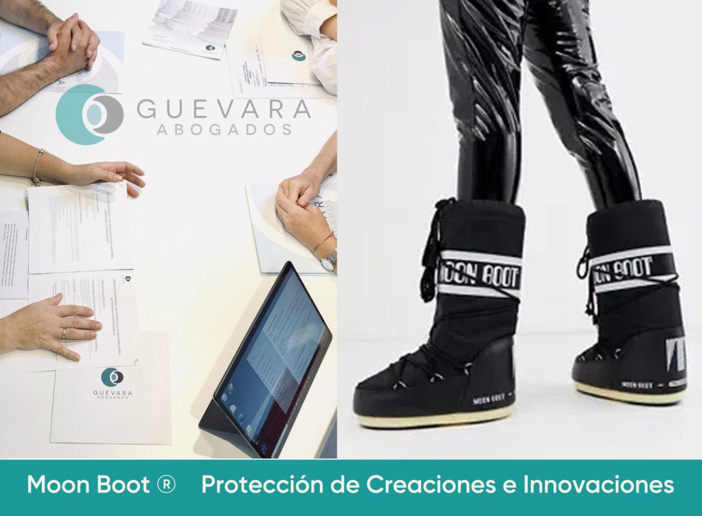 Las Moon Boot,  Protección de Creaciones e Innovaciones